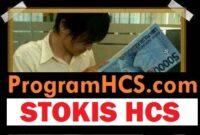 ALAMAT STOKIS HCS