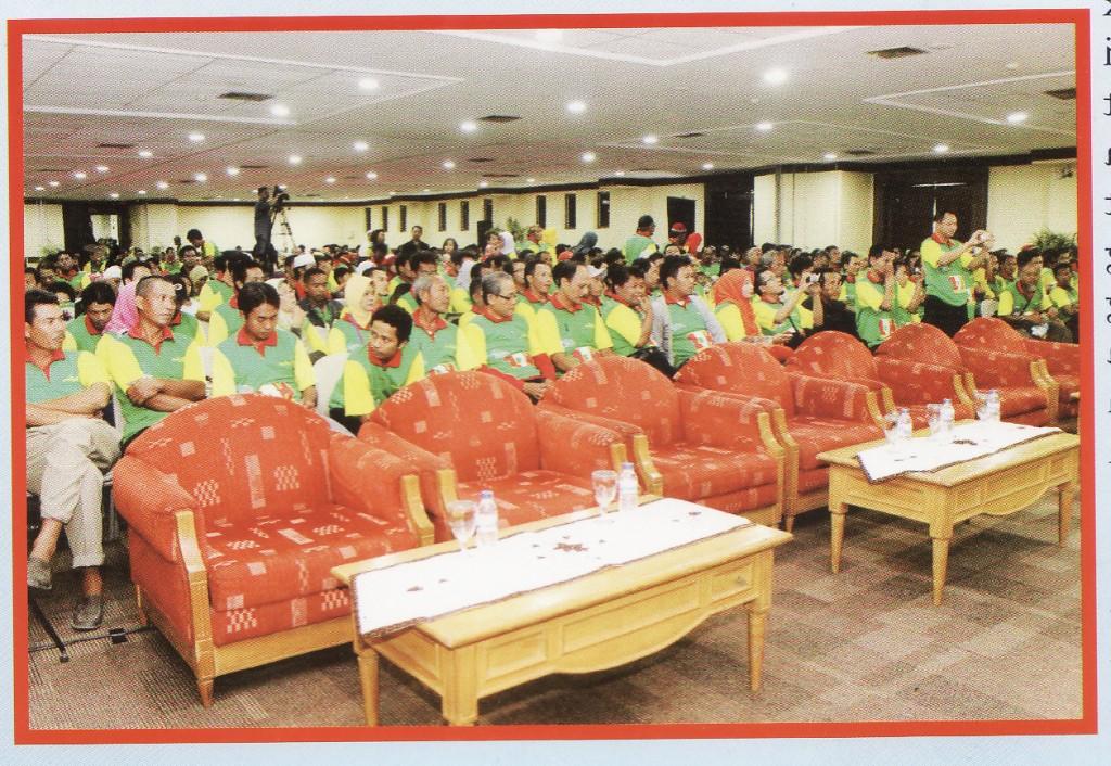 Ulang Tahun Ke-3 PT HCS Hadirkan 1500 Petani Peternak Modern Indonesia