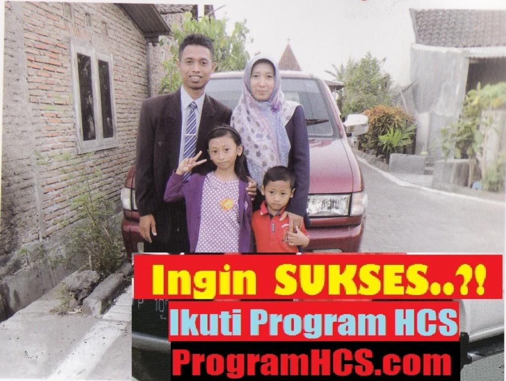 Kisah Sukses  Mitra HCS berkat ternak kambing