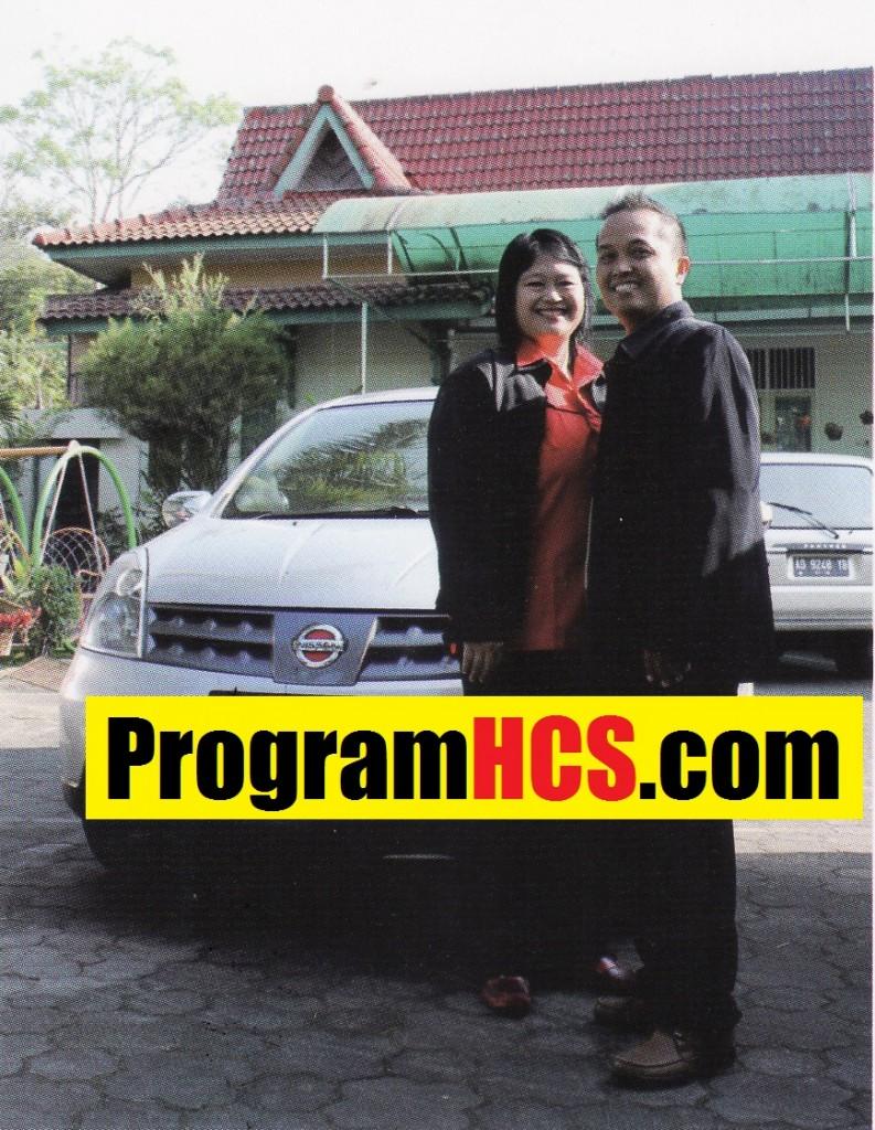 Mitra HCS Jadi Milyuner dari Ternak 2 Ekor Kambing Pola HCS