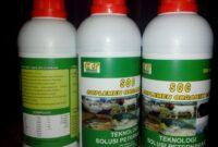 SOC Suplemen Organik Cair untuk Kambing