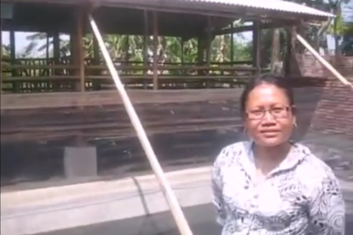 Mantan TKW Sukses Ternak 200 Kambing Tanpa Ngarit