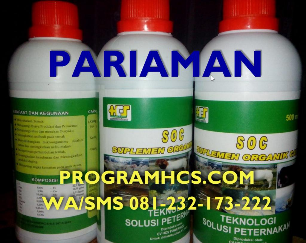 Jual SOC HCS Kota Pariaman WA/SMS 081-232-173-222