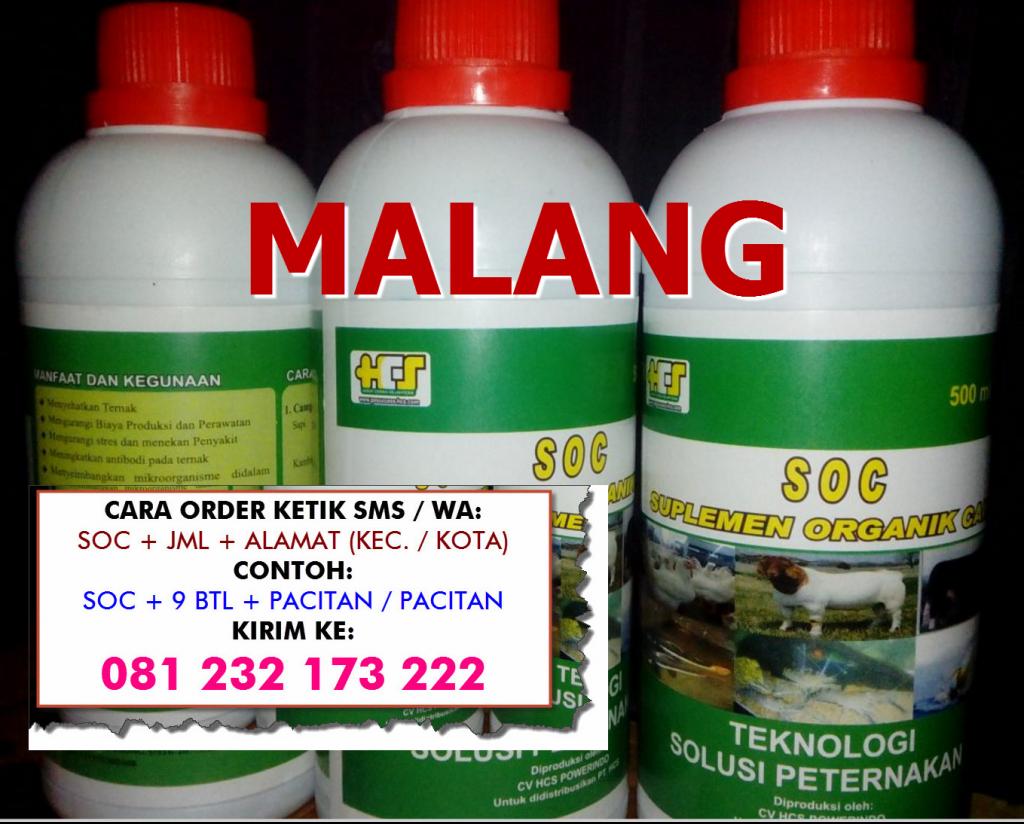 Mitra HCS Malang Jawa Timur