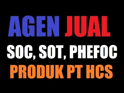 Agen SOC Program HCS