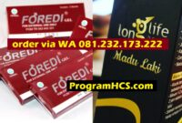MADU LONGLIFE HCS vs Foredi dokter boyke