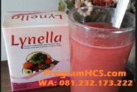 Obat PELANGSING LYNELLA HCS