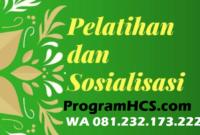 Pelatihan HCS