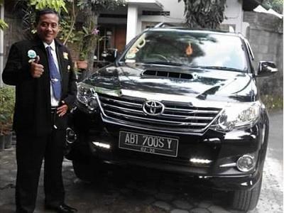 Bapak Giyanto, Pamong Desa Jadi Jutawan-Prambanan, Sleman