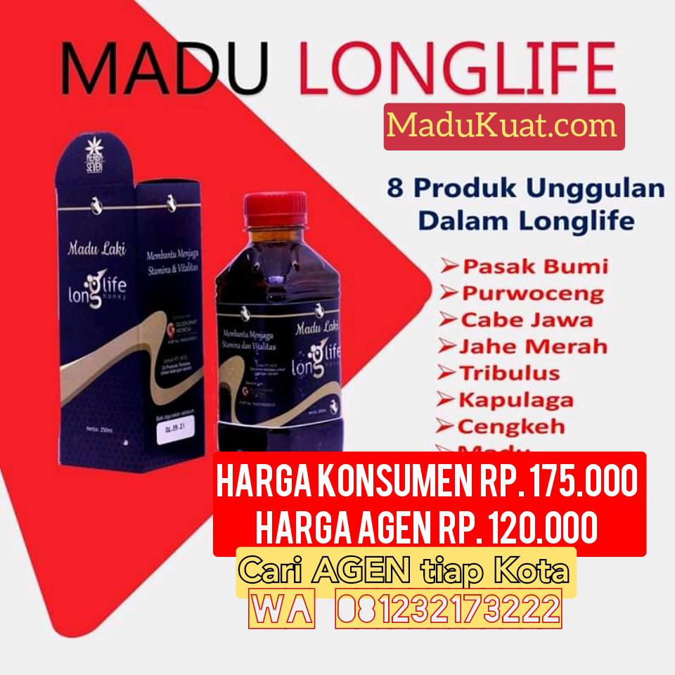 Peluang Bisnis Madu LongLife HCS